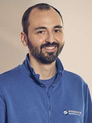 Teammitglied Werkstudent Cem Efeoglu