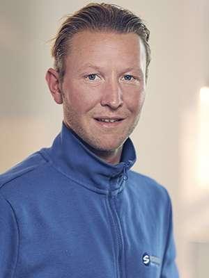 Teammitglied Sanitärtechniker Robert Hiller
