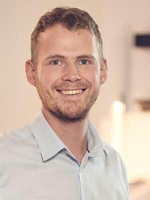Teammitglied Meister TGA Planung / Ausbildung Lucas Steinkühler