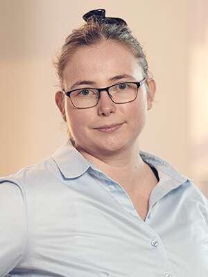 Teammitglied Rechnungswesen & Personal Michelle Steinkühler