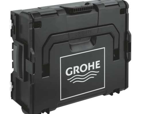 Das Produkt GROHE SENSE GUARD WASSERSICHERHEITSTEST in orange