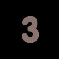 Die Zahl 3